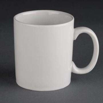 Picture of Athena Hotelware Mugs 10oz 280ml (Pack of 12)