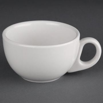 Picture of Athena Hotelware Cappuccino Cups 8oz (Pack of 24)