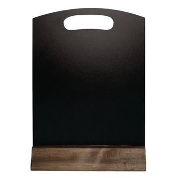 Picture of Olympia Freestanding Table Top Blackboard 225 x 150mm