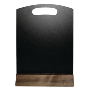 Picture of Olympia Freestanding Table Top Blackboard 315 x 212mm