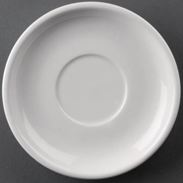 Picture of Athena Hotelware Saucers 145mm (Pack of 24)