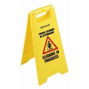 Picture for category Trolleys and Cleaning Signs