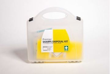 Picture of 8205 Sharps Disposal System Single Use