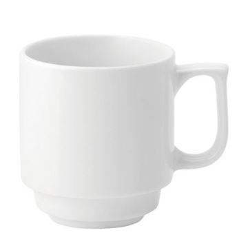 Picture of E90028 Purewhite Stacking mug 10oz x36