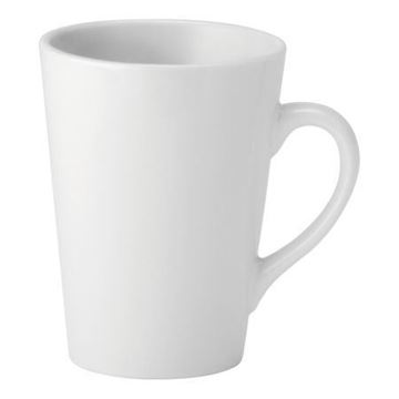 Picture of Purewhite Latte Mug 12oz x6 E90034