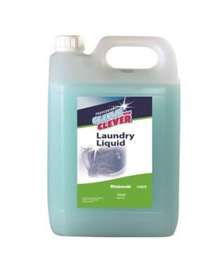 Picture of Clean and Clever Non Bio Laundry Liquid 5L