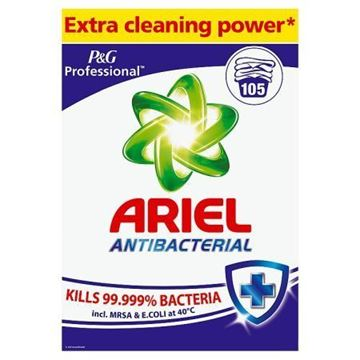 Picture of Ariel Anti-Bac 105 Wash 6.5kg