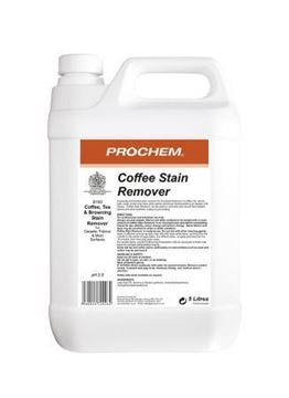 Picture of Prochem Coffee Stain Remover 5L