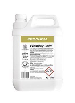 Picture of Prochem Prespray Gold 2x5L