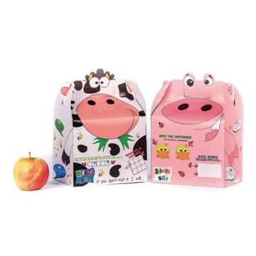 Picture of Crafti's Kids Bizzi Boxes Assorted Farm Animals (Pack of 200)