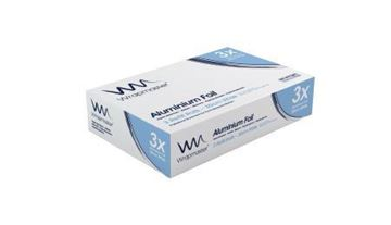 Picture of Wrapmaster Alu Foil 30cm x 30m (3 Rolls)