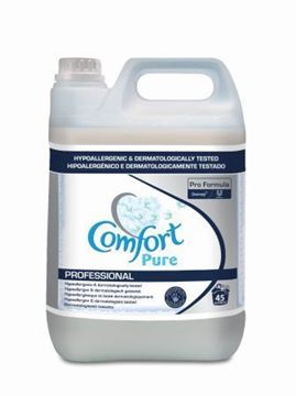 Picture of Comfort Pure Fabric Conditioner 5L