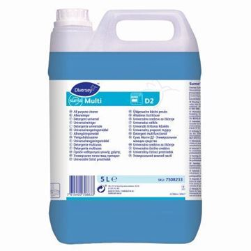 Picture of Suma Multi D2 Cleaner 2x5L   7508233