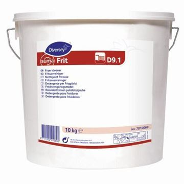 Picture of Suma Frit D9.1 Deg Powder 10kg 7010069