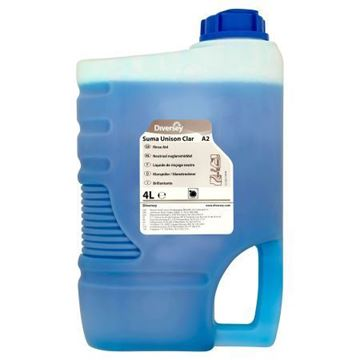 Picture of A2 Suma Unison Clar Rinse Aid 3x4L 7010152