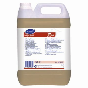 Picture of Suma Grill D9 Cleaner 2x5L 7010157