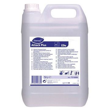 Picture of 7516886  Attack Plus Detergent 2x5L