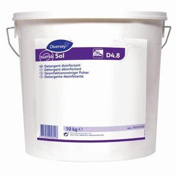 Picture of D4.8 Suma Sol Sanitiser 10kg  7514152