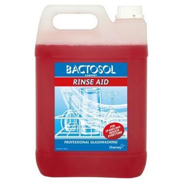 Picture of Bactosol Cabinet Rinse Aid 2x5L