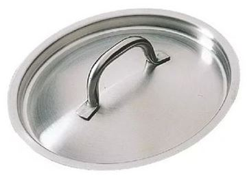 Picture of Bourgeat Stainless Steel Saucepan Lid 200mm