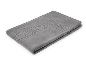 Picture of Mitre Essentials Nova Bath Mat Slate