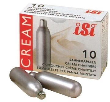 Picture of ISI Cream Whipper Bulbs x 10
