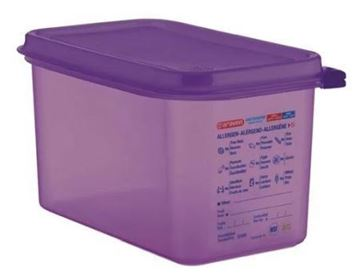 Picture of Araven Polypropylene Container GN 1/4 4.3L