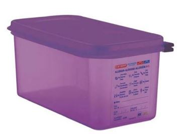 Picture of Araven Polypropylene Container GN 1/3 6L