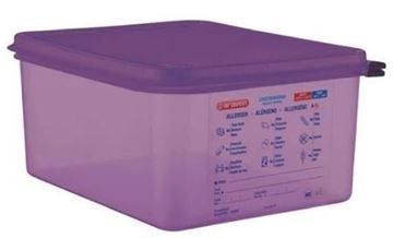 Picture of Araven Polypropylene Container GN 1/2 10L