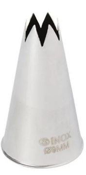 Picture of Schneider Stainless Steel Star Tube 9mm