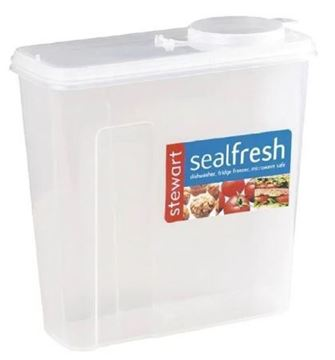 Picture of Stewart Seal Fresh Cereal Dispenser 0.375Ltr