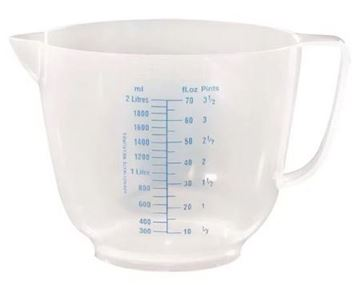 Picture of Stewart Graduated Mixing Jug 2Ltr