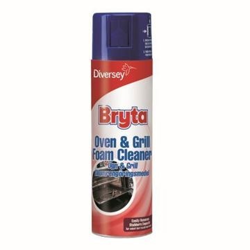 Picture of Bryta Oven & Grill Foam Cleaner 500ml 7511581