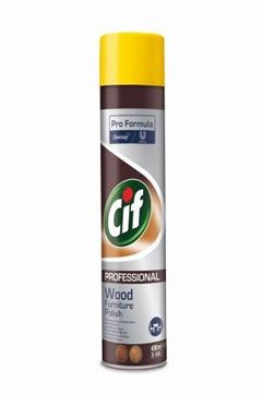 Picture of Cif Wood Furniture Polish 400ml