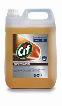 Picture of Cif Wooden Floor Cleaner 5L 100956988