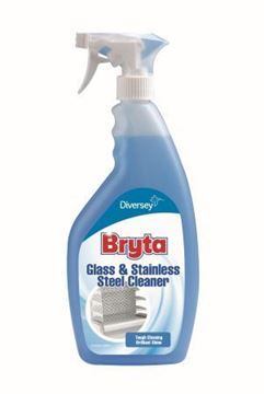 Picture of Bryta Glass & S/Steel Cleaner 6x750ml