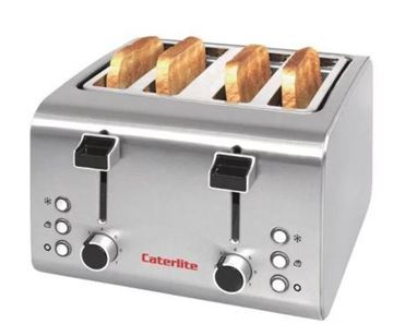 Picture of Caterlite 4 Slot Toaster
