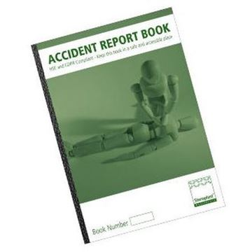Picture of 9661 Accident Book