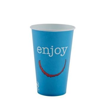 Picture of Enjoy Paper Cold Cups 12oz 1x2000