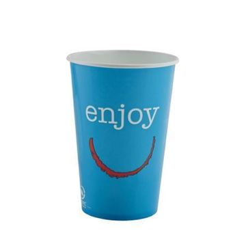 Picture of Enjoy Paper Cold Cups 16oz 1x1000