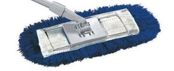 Picture of 102318 Blue 60cm Replacement Sweeper Head
