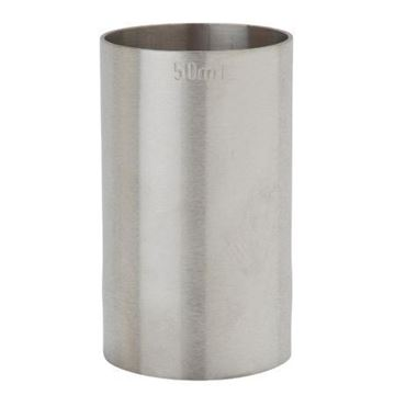 Picture of Thimble Measure 50ml CE S/S