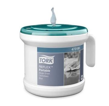 Picture of 473188 Tork Reflex Portable C/Feed Dispenser