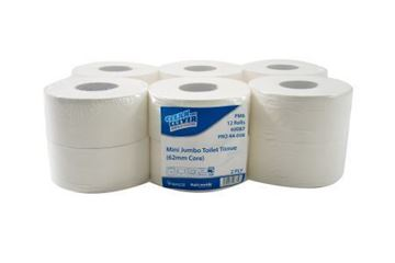 Picture of Clean and Clever 2Ply PM6 Mini Jumbo 12x150mtr SC  60087