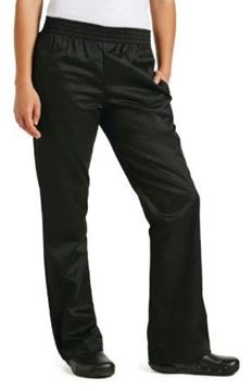 Picture of Chef Works Ladies Basic Baggies Medium