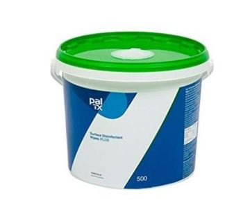 Picture of PalTx Disinfectant Wipes x500