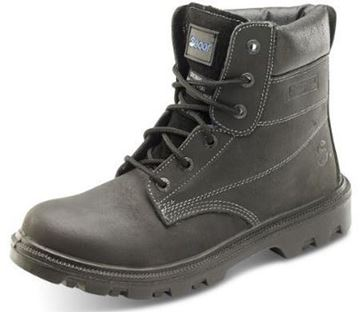 Picture of SBBL07 Sherpa Boot Black Size 7