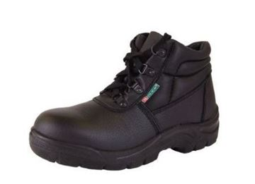 Picture of CDDCBL05 Chukka Boot Black Size 5