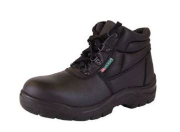 Picture of CDDCBL04 Chukka Boot Black Size 4