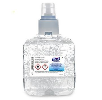 Picture of LTX-12 Purell Hygienic Hand Rub 1200ml